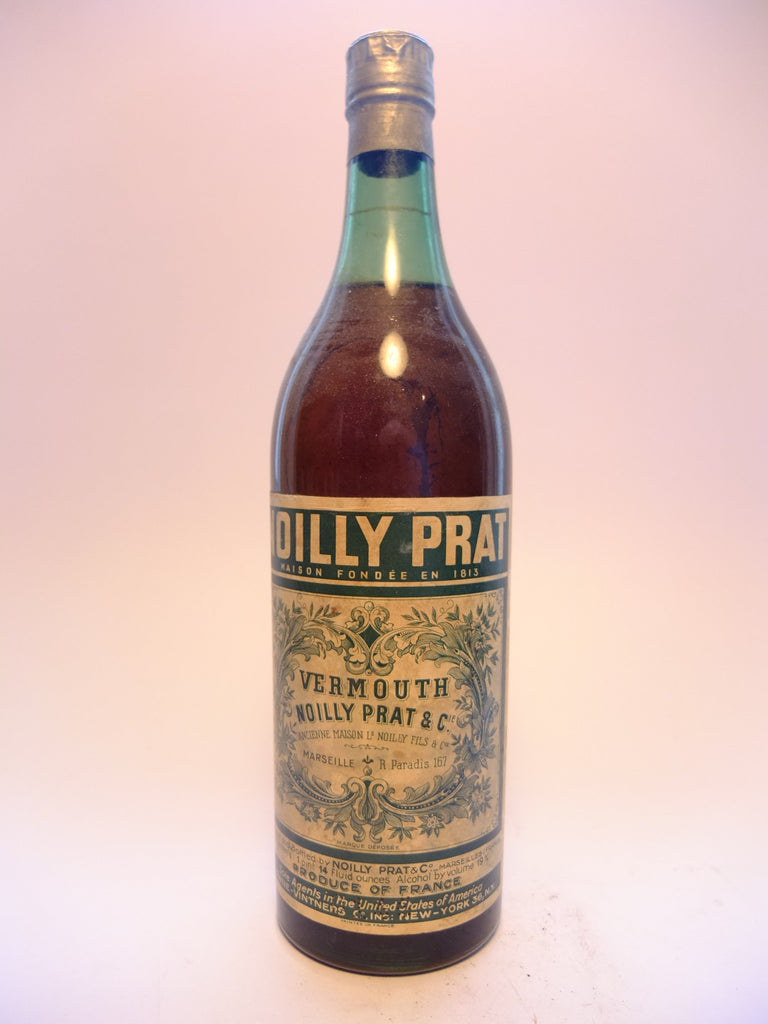 Noilly Prat, White Vermouth - 1950s (19%, 100cl)