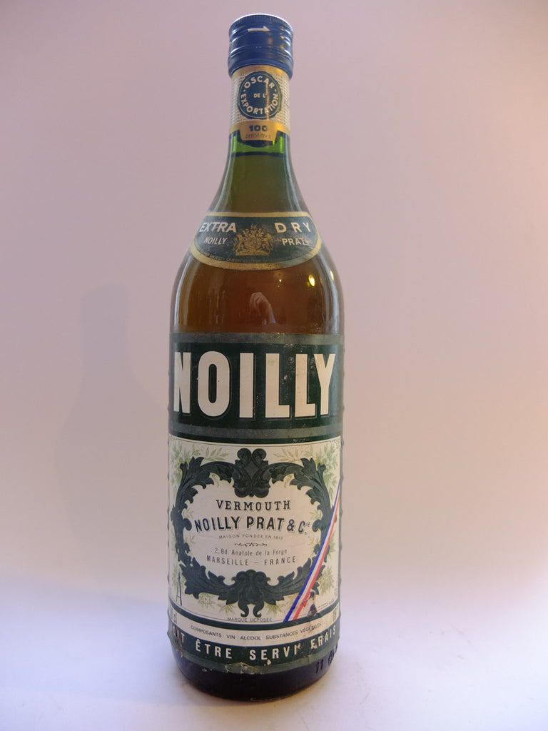 Noilly Prat, Extra Dry Vermouth - 1970s (18%, 100cl)