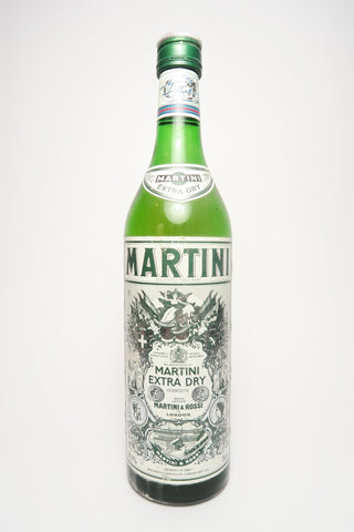 Martini Extra Dry White Vermouth - 1980s (14.7%, 75cl)