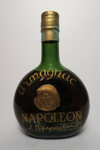 J. Dupeyron Napoleon Armagnac - 1970s (ABV Not Stated, 35cl)