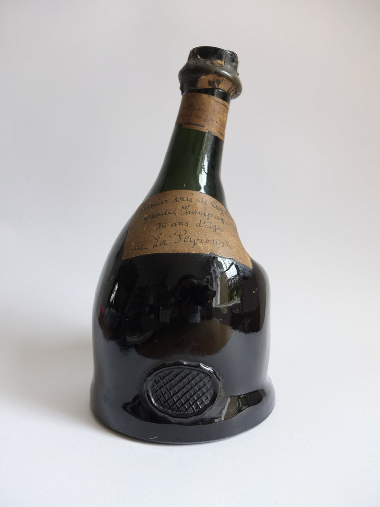 La Peyrouse Premier Cru Grande Champagne Cognac, 30 Year Barrel Age - mid-19th Century, bottled late 19th Century, 150cl.