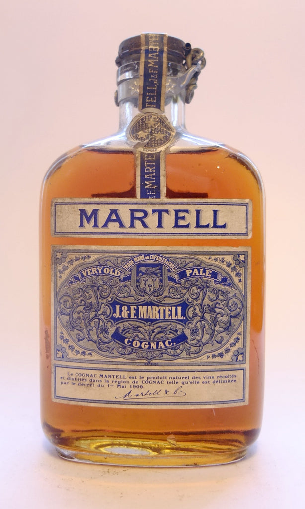 Martell 3* Very Old Pale Cognac - 1940s (40%,34cl)