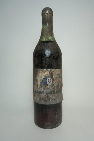 Léon Croizet Cognac - mid-19th-century (ABV Not Stated, 70cl)