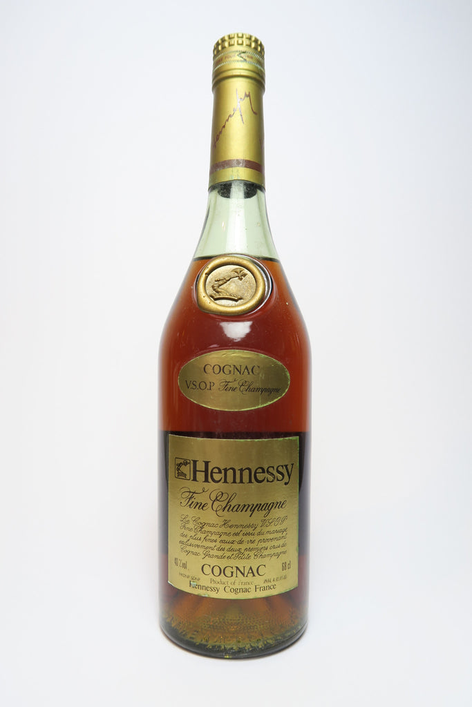 Hennessy VSOP Fine Champagne Cognac - 1970s (40%, 68cl)