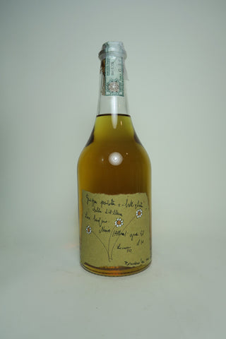 Romano Levi Grappa - Bottled 2003 (50%, 70cl)