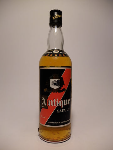 Antique Safa 5* Cyprus Brandy - 1970s (35%, 70cl)