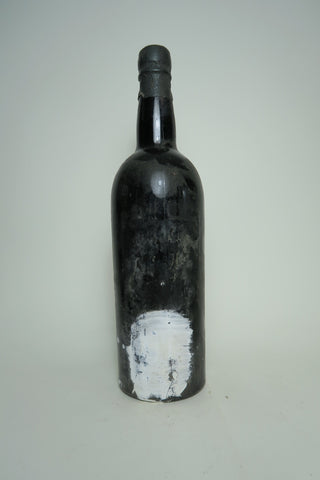 Berry Bros & Rudd Bottling of an Unknown Vintage Port - 1950s (20%, 75cl)