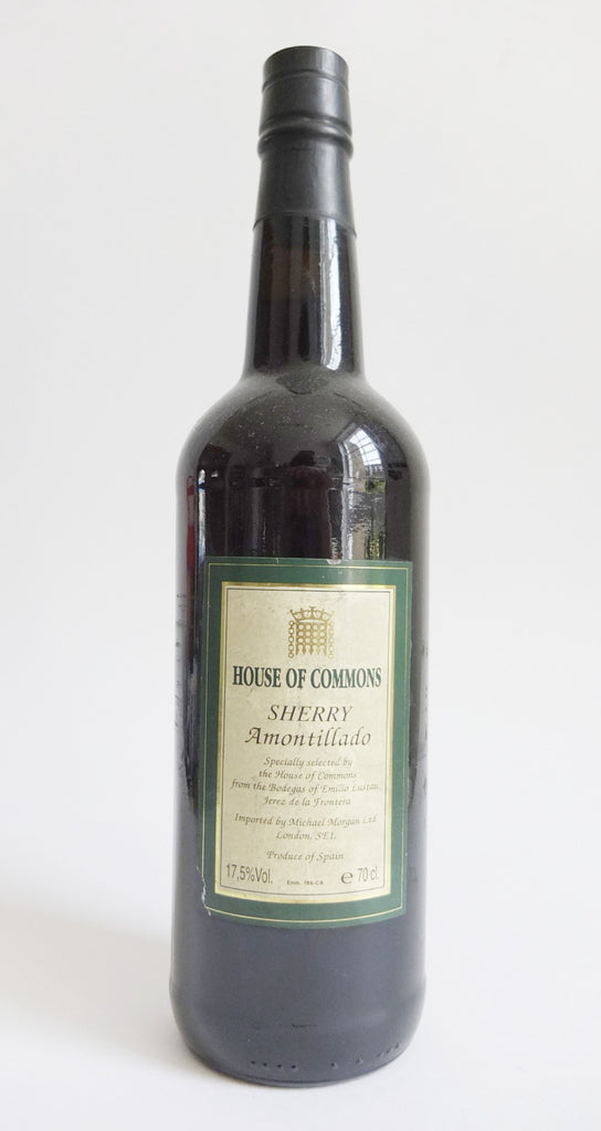 House of Commons Sherry Amontillado - 1980s (17.5%, 70cl)