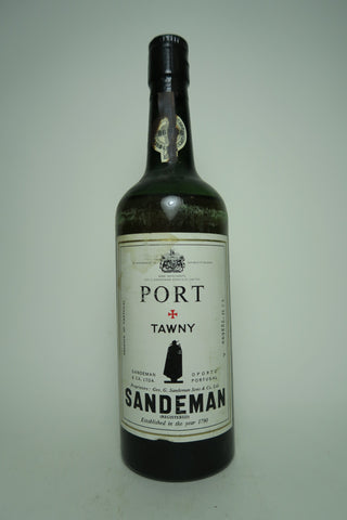 Sandeman Tawny Port - 1970s (Not Stated, 75cl)