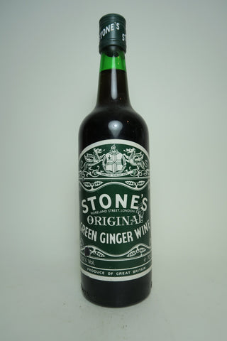 Stone's Ginger Wine - 1980s (14%, 75cl)
