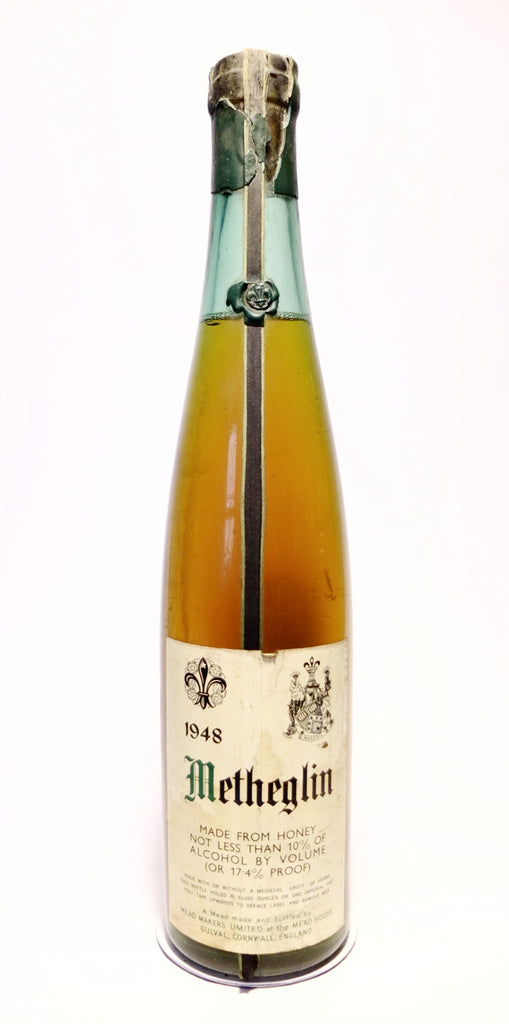 Metheglin, Cornish Honey Mead - 1948 (10%, 57cl)