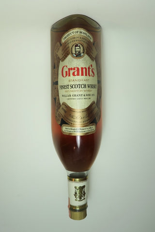 Grant's Standfast Blended Scotch Whisky - 1960s (40%, 378cl)