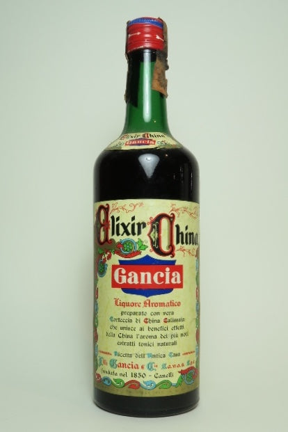 Gancia Elixir China - 1970s (31%, 75cl)