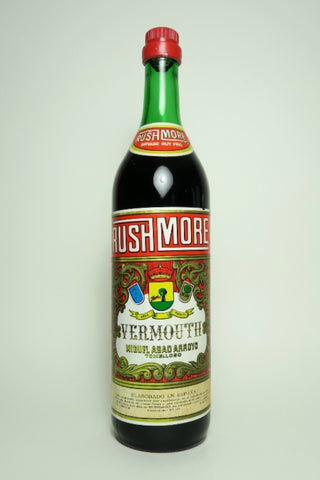 Miguel Abad Arroyo Rushmore Vermouth - 1960s (16%, 93cl)