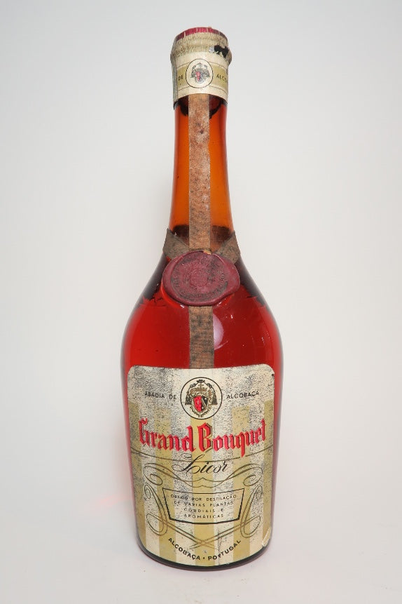 Alcobaça Grand Bouquet Licor - 1960s (ABV Not Stated, 75cl)