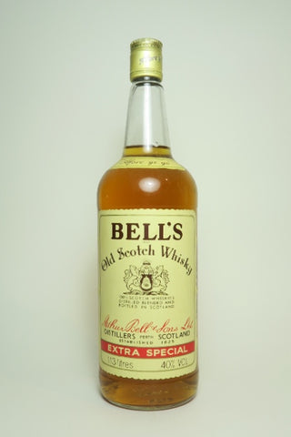 Arthur Bell's Old Scotch Blended Whisky - 1980s (40%, 113cl)