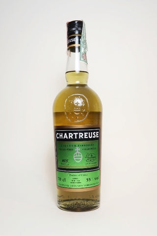 Chartreuse, Green Voiron - Dated 916 (2000) (55%, 70cl)