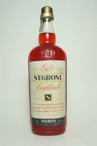 Old Negroni Cocktail - 1949-59 (30%, 100cl)