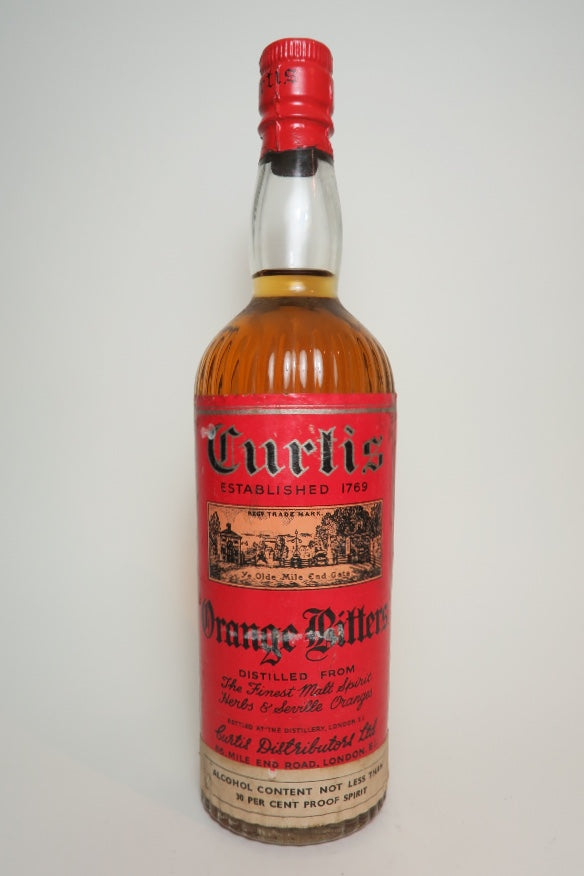 Curtis Orange Bitters - 1945 (17%, 75cl)
