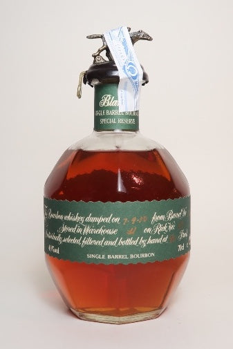 Blanton's Single Barrel Special Reserve Kentucky Straight Bourbon Whiskey - Dumped 2010 (40%, 70cl)