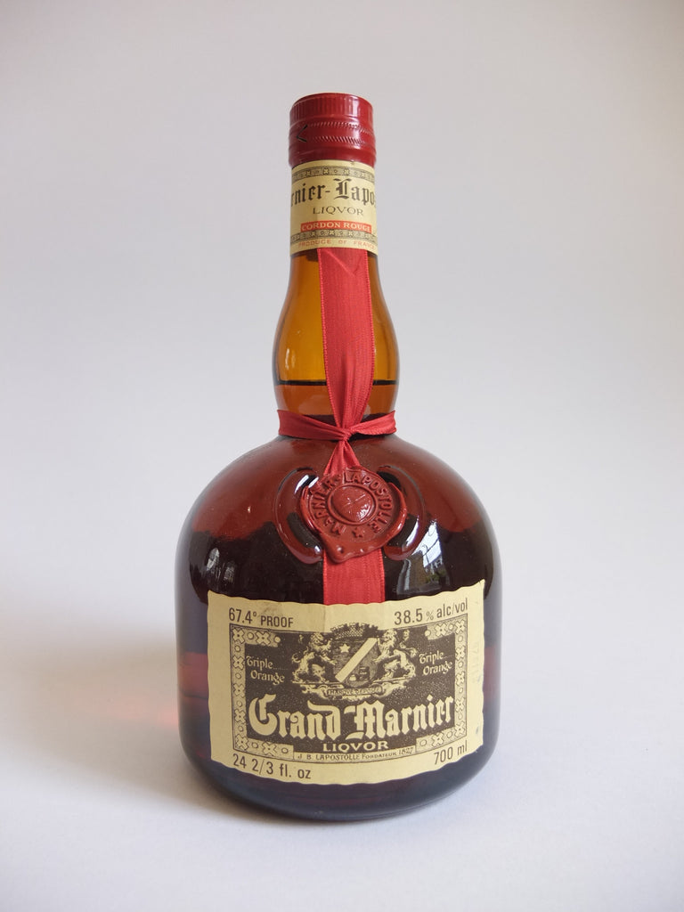 Grand Marnier Cordon Rouge - 1970s (38.5%, 70cl)