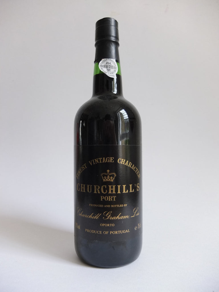 Churchill's Port - 1980s (20%, 75cl)