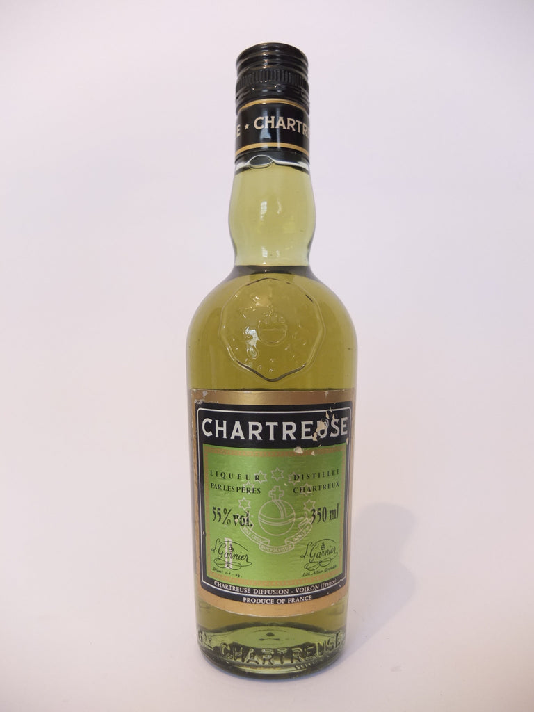 Green Voiron Chartreuse - 1970s (35cl, 55%)