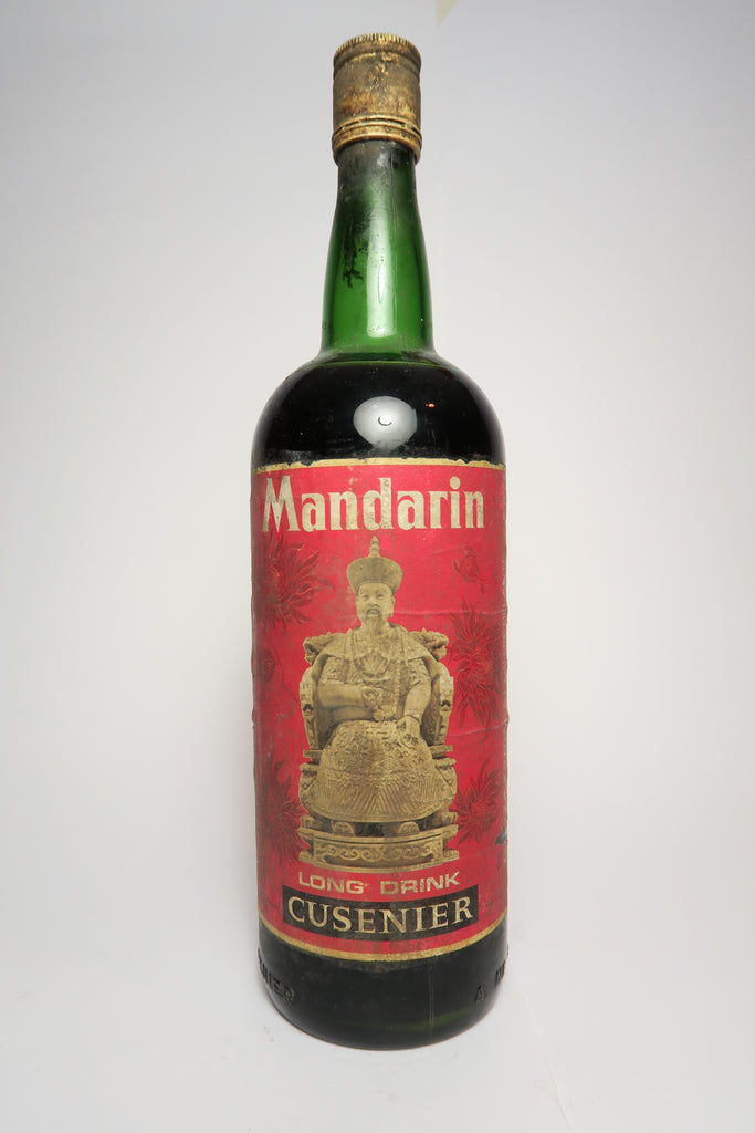 Cusenier Mandarin Long Drink - 1960s (20%, 100cl)