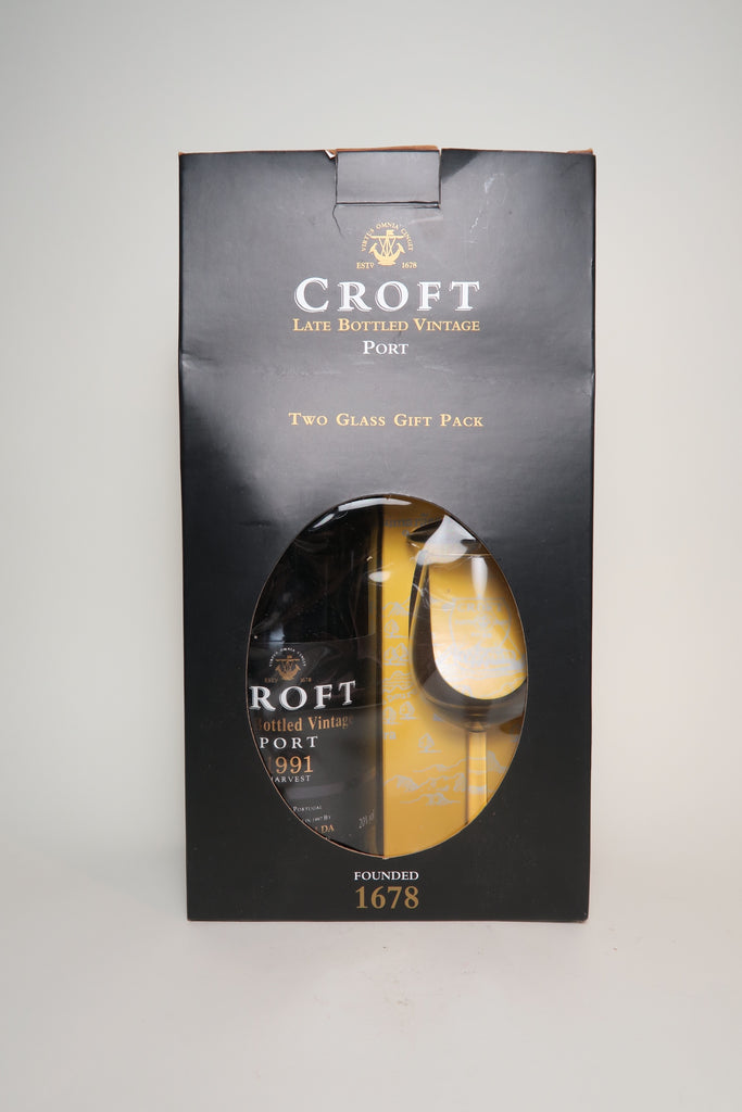 Croft LBV Port - 1991 Harvest (20%, 75cl)