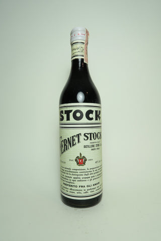 Stock Fernet - 1970s (41%, 75cl)