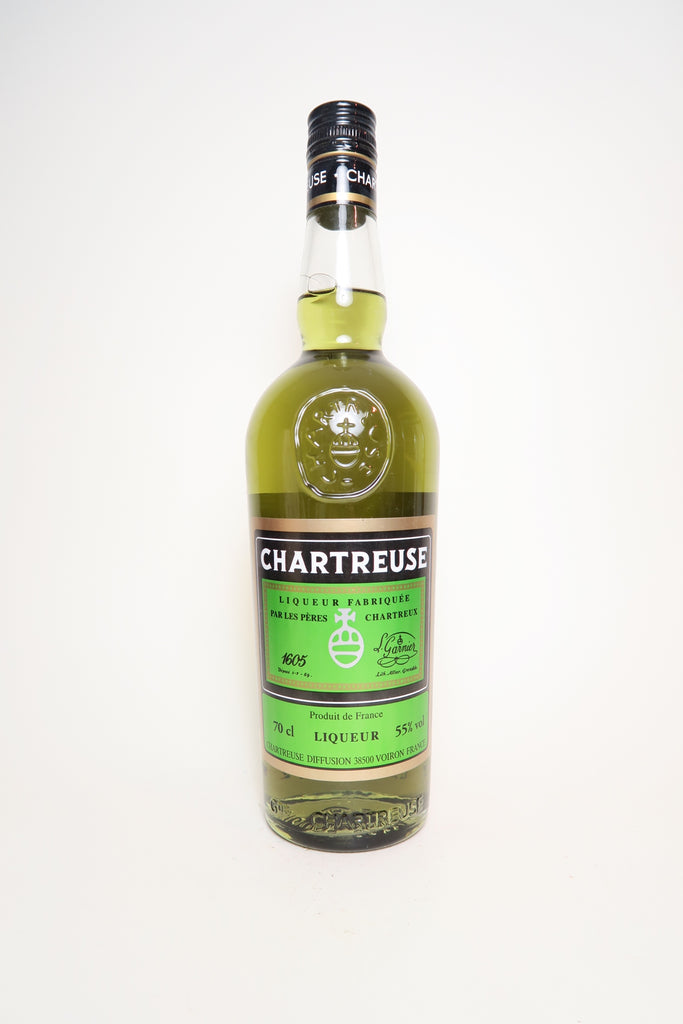 Chartreuse Green Voiron - Dated 931 (2015) (55%, 70cl)