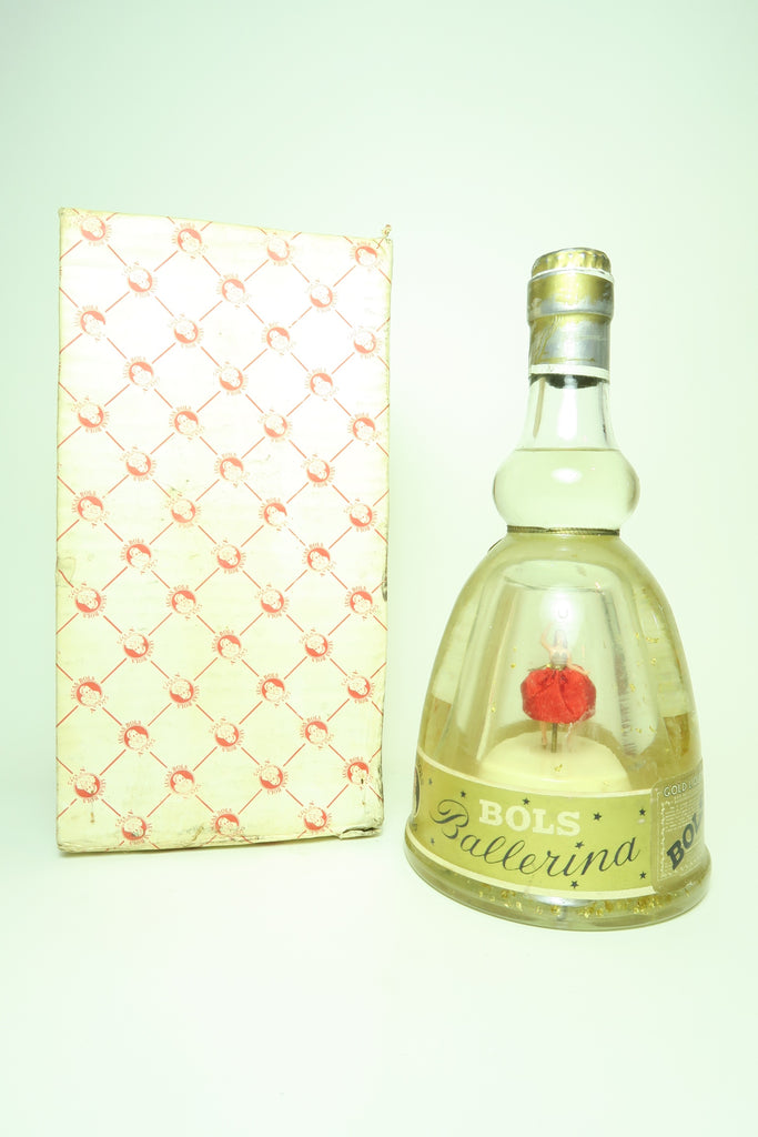 Bols Ballerina Gold Liqueur - 1960s (ABV Not Stated, 50cl)