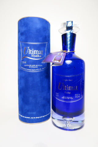 Ultimat Polish Vodka - 2000s (40%, 75cl)