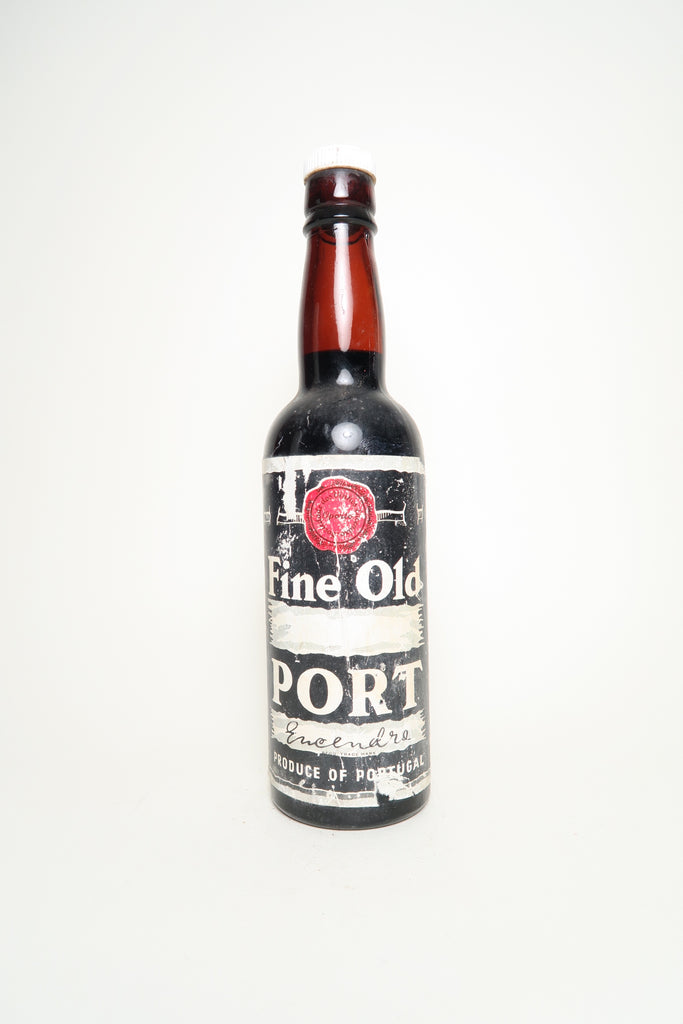 Encendre Fine Old Port -1960s (ABV Not Stated, 35cl)