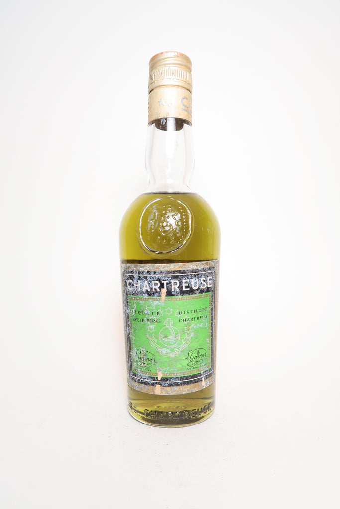 Chartreuse Green Voiron - 1975-82 (55%, 35cl)