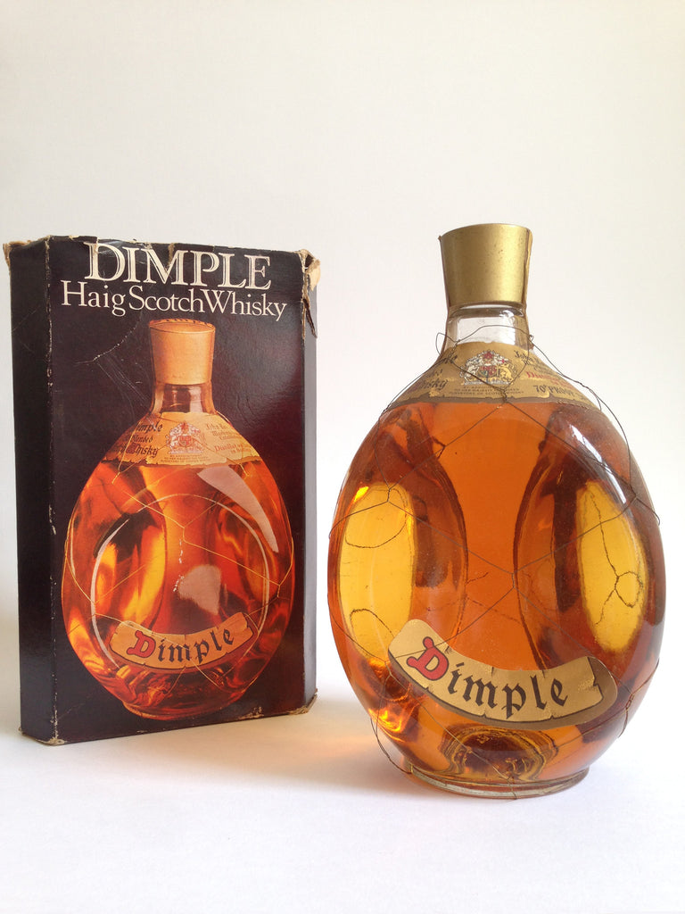 John Haig's 'Dimple' Blended Scotch Whisky - 1970s (40%, 75cl)