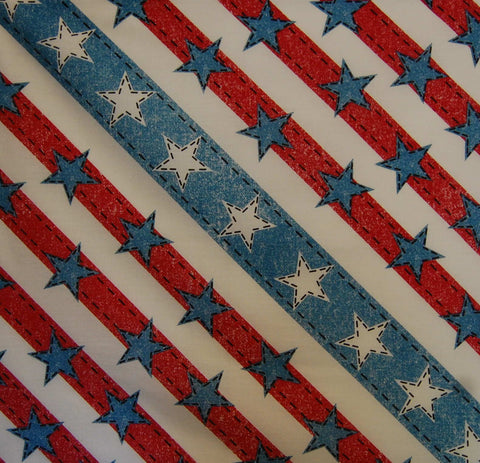 Stars and Stripes US Bandana