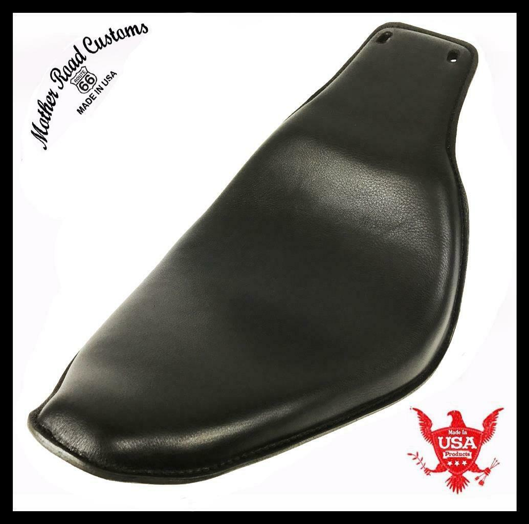 2014-2020 Yamaha Bolt xvs 950 R Spec Black Leather Bolt On On The Frame Seat - Mother Road Customs