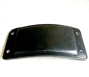 Passenger Pad Seat Chopper Bobber Harley Sportster USA Made Bates Style Black - Mother Road Customs