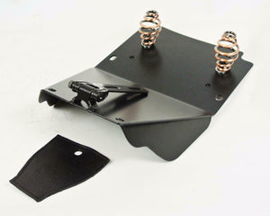 Harley Touring Spring Seat Conversion Mounting Kit All Models 1998-2020 cocs MRC - Mother Road Customs