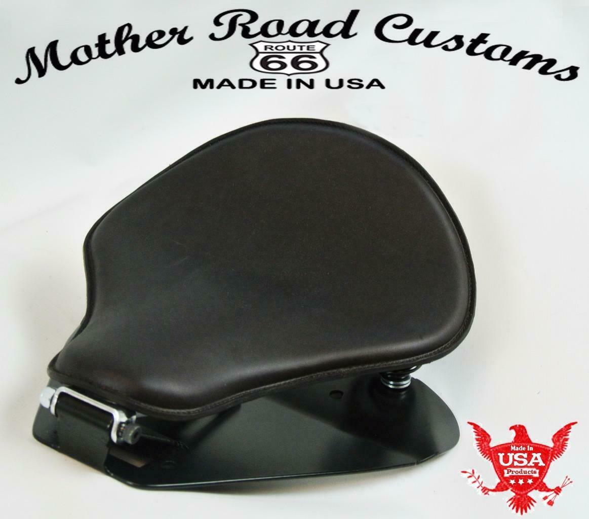 1998-2020 Yamaha V Star 650 Spring Black Solo Seat Mounting Conversion Kit USAbc - Mother Road Customs
