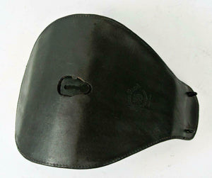 2010-2020 Harley Sportster Solo Seat High Back On The Frame Black Distre Leather - Mother Road Customs