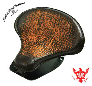 2015-2020 Indian Scout & Bobber Spring Tractor Seat Alligator Mounting Kit bcs - Mother Road Customs