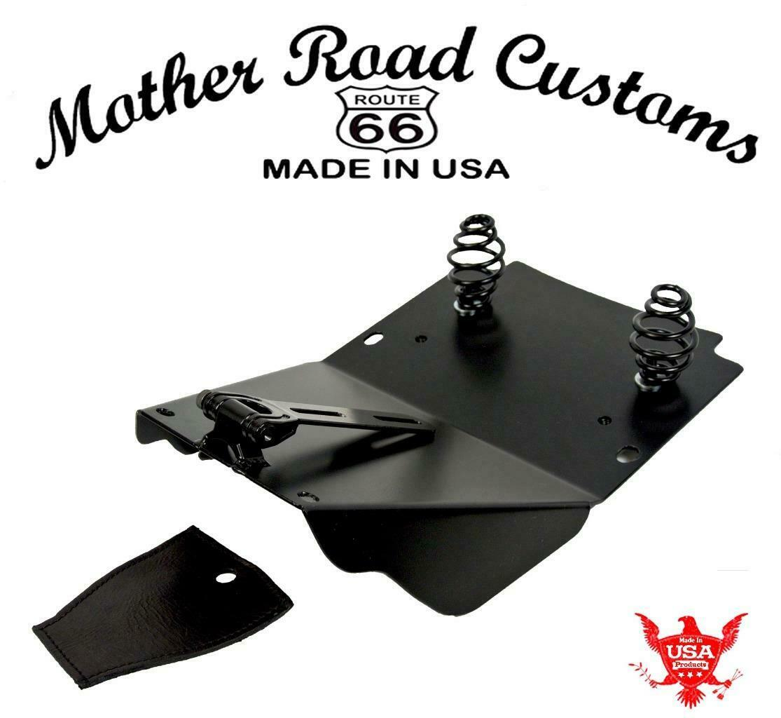 Harley Touring Spring Seat Conversion Mounting Kit All Models 1998-2020 bc MRC - Mother Road Customs