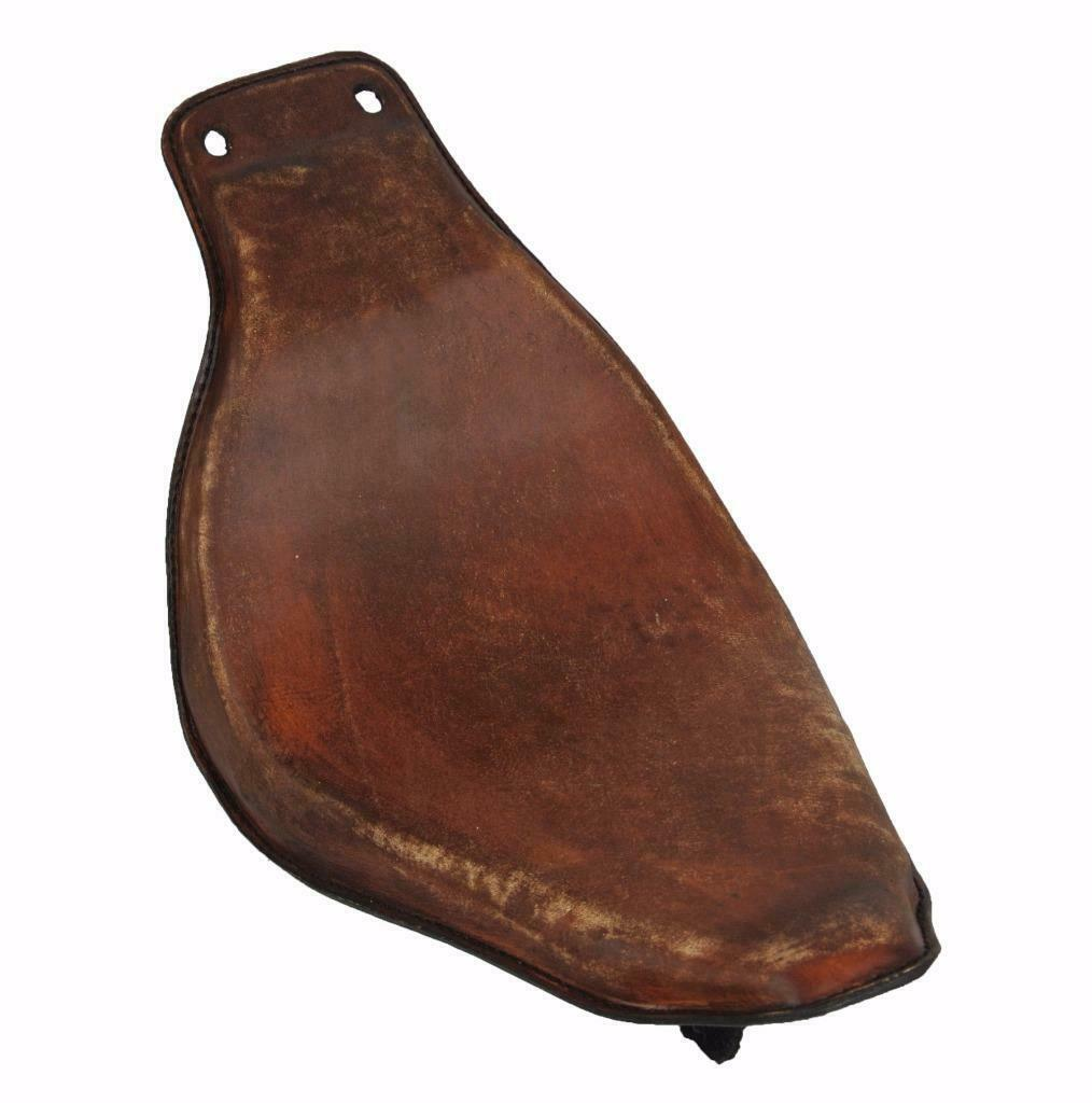 2014-2020 Yamaha Bolt Seat xvs950 R Spec Brown Distressed Leather On The Frame