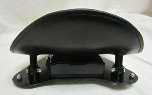 2007-2009 Harley Sportster Seat Rigid Mounting Kit Fits All Models Black Leather - Mother Road Customs