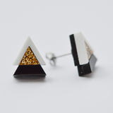 Geometric Sparkle & Shine Earrings Set