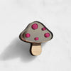Toadstool Pin Brooch *REDUCED/ SLIGHT SECONDS*