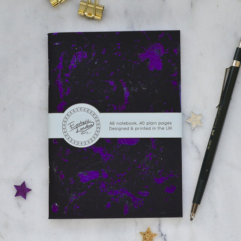 Constellation Map Notebook
