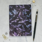Galaxy Birds Notebook